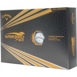 Callaway Warbird 2.0 Golf Balls Dozen Pack