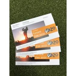Greenfee Golf Pirkkala 2021