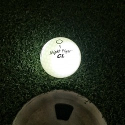 Night Flyer CL Light Ball 1 pcs