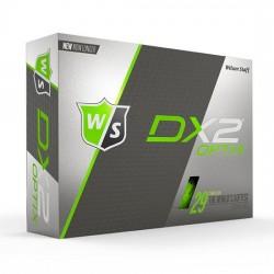 Wilson Staff DX2 Vihreä Optix pallotusina